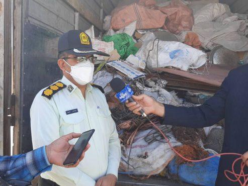 دستگیری ۴۰ سارق در اجرای طرح پیشگیری از سرقت پسته در رفسنجان