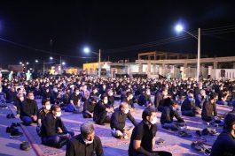 تاسوعای حسینی در رفسنجان + تصاویر