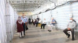 عصرهای جمعه واکسیناسیون در رفسنجان تعطیل است