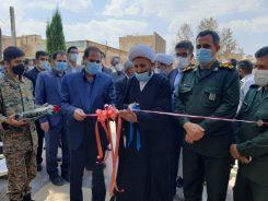 نمایشگاه هفته دفاع مقدس در رفسنجان افتتاح شد+ تصاویر