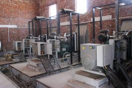 احداث نیروگاه مقیاس کوچک دیزلی در دانشگاه آزاد واحد رفسنجان