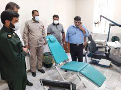 برگزاری اردوی جهادی درمانی شهدای خنامان در منطقه خنامان رفسنجان+ عکس