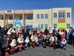 بهره برداری از آموزشگاه نه کلاسه سردار سلیمانی در کشکوئیه رفسنجان + تصاویر