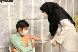 """واکسن """"پاستوکووک"""" ویژه ۱۲ تا ۱۸ ساله ها در رفسنجان تزریق می شود"""