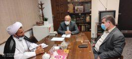 ساکنان منازل احداث شده در اراضی ملی در رفسنجان، می توانند سند بگیرند